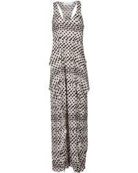 Thakoon Addition Long Dress - Lyst