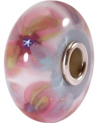 Trollbeads - Fantasy Flower Glass Bead - Lyst
