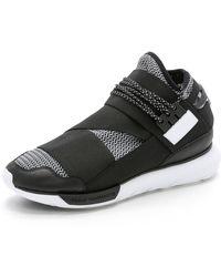 Y-3 Qasa High Sneakers - Lyst