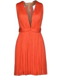 Maria Lucia Hohan Short Dress - Lyst