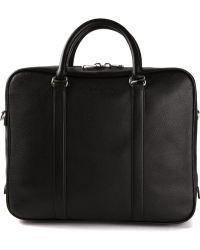 Bally Black Maed Briefcase - Lyst