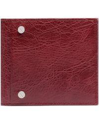 Balenciaga - Square Coin Wallet - Lyst