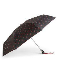 Marc Jacobs 'double Cherry' Umbrella - Multicolor