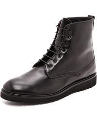 Fratelli Rossetti 7 Eye Boots - Lyst