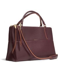 Coach The Borough Bag in Edgepaint Pebbled Leather - Lyst