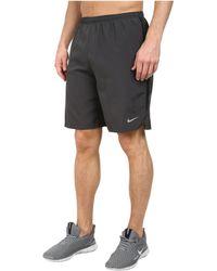 """Nike 9"""" Challenger Short - Lyst"""