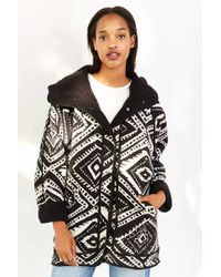 Without Walls - Reversible Shearling Jacket - Lyst