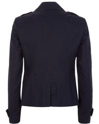 Burberry Brit - Dukesby Trench Jacket - Lyst