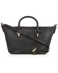 Diane von Furstenberg Sutra Metro Leather Shoulder Bag - Lyst