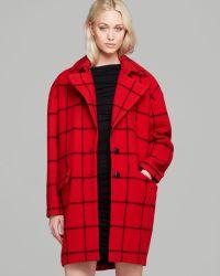 Rebecca Minkoff Coat - Ford Wool - Lyst