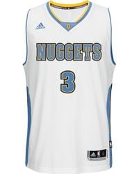 Adidas Mens Ty Lawson Denver Nuggets Swingman Jersey - Lyst