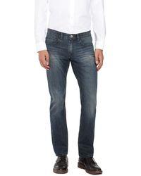 DKNY Jeans International Bowery Slim 32 12 Dark Rinse - Lyst