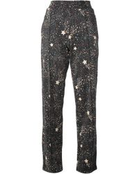 See By Chloé Fireworks Trousers - Lyst