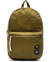 Stussy X Herschel Drab Lawson Backpack - Green