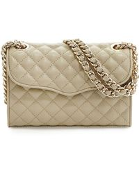Rebecca Minkoff Mini-Affair Quilted Leather Bag - Lyst