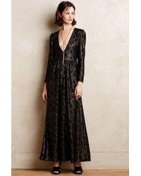 Sam & Lavi Selene Lace Maxi Dress - Lyst