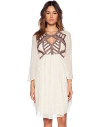 Free People All You Need Dress - Lyst