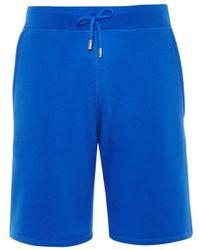 Christopher Kane Cotton-Blend Track Shorts - Lyst