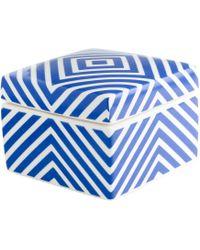 J.Crew Ceramic Jewelry Box - Lyst