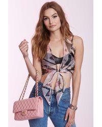 Chanel | Vintage Ginette Sheer Vest | Lyst