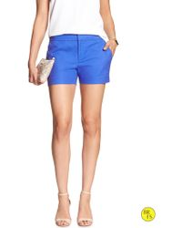 Banana Republic Factory Hampton-Fit Piqué Short - Lyst