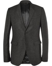 Burberry Prorsum Slimfit Wool and Cashmere Blend Blazer - Lyst