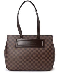 Louis Vuitton Pre-Owned Parioli Pm - Lyst