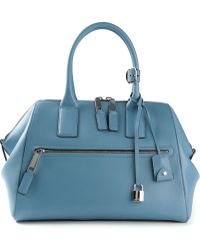 Marc Jacobs Smooth Incognito Tote - Lyst
