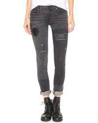 Thvm - Behati Punk Cigarette Jeans Punk - Lyst