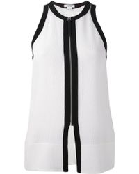 Helmut Lang 'Tissue' Tank Top - Lyst
