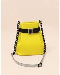 Matter Matters Mini Bucket Shoulder Bag - Yellow - Lyst