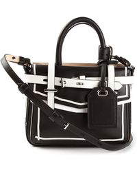 Reed Krakoff Micro Boxer Tote - Lyst