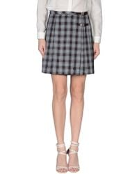 Fred Perry   Mini Skirt   Lyst