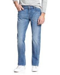 7 For All Mankind Brett Modern Bootcut Jeans blue - Lyst
