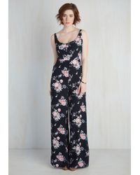 Collectif Clothing - Sightseeing Essential Jumpsuit - Lyst