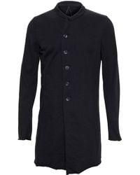 The Viridi-anne Jersey Jacket black - Lyst