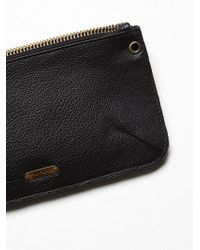 Free People - Womens Washed Leather Wallet - Lyst