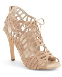 DV by Dolce Vita 'Timba' Sandal beige - Lyst