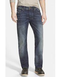 Diesel 'Larkee' Straight Leg Jeans - Lyst
