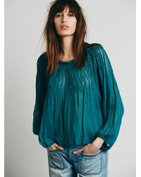 Free People Fp One Morning Light Top - Lyst