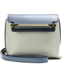 Chloé Clare Medium Leather Shoulder Bag - Lyst