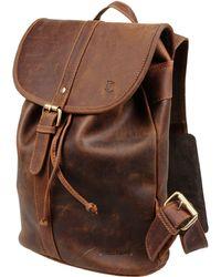 Forbes & Lewis Backpacks & Fanny Packs - Brown