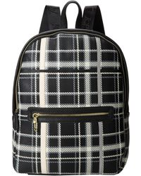 Betsey Johnson Rad Is Plaid Backpack - Lyst