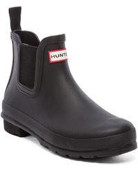 Hunter Original Chelsea Rain Boot - Lyst