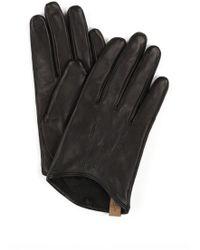 Mackage Alisée-f5 Black Leather Gloves