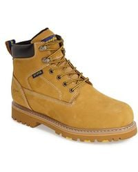 Goodyear - 'daytona W' Leather Boot - Lyst