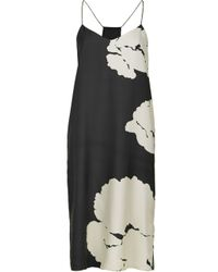Tibi | Amara Print Slip Dress | Lyst