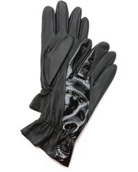 KENZO - Cinched Gloves - Lyst