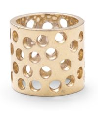 Club Monaco Campbell Loopy Cow Ring - Lyst