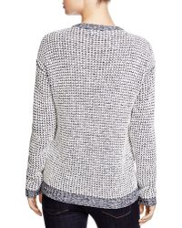 Two By Vince Camuto - Waffle Knit Jumper - Lyst